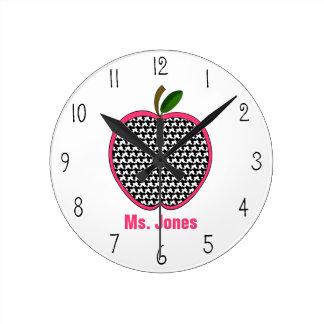 Reloj del profesor de Houndstooth Apple