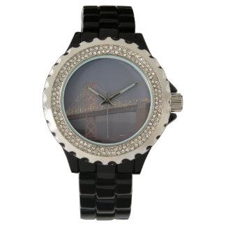 Reloj del puente de la bahía