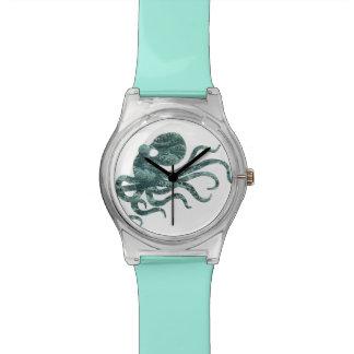 Reloj del pulpo
