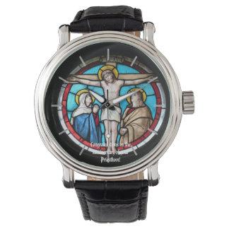 Reloj del regalo del aniversario de la ordenación