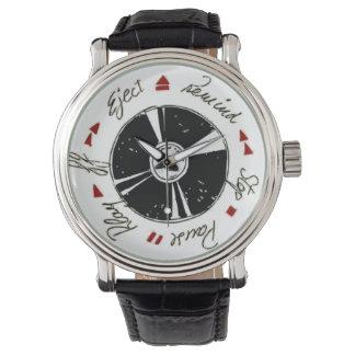 reloj del reproductor Mp3