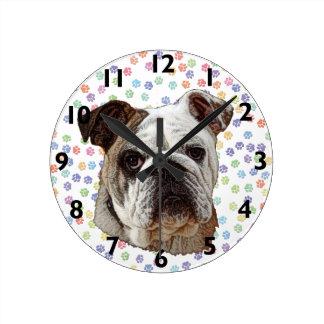Reloj del retrato del dogo