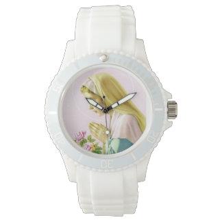 Reloj del rezo del Virgen María