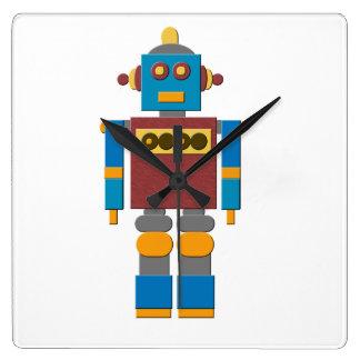 Reloj del robot