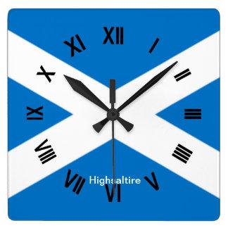 reloj del saltire por el highsaltire