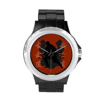 Reloj del samurai
