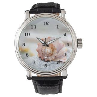 Reloj del Seashell