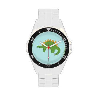 Reloj del Stegosaurus