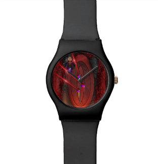 Reloj del tablero del arte