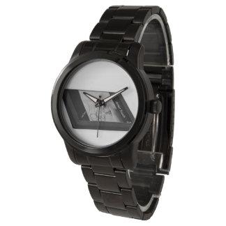 Reloj del tacto del artista