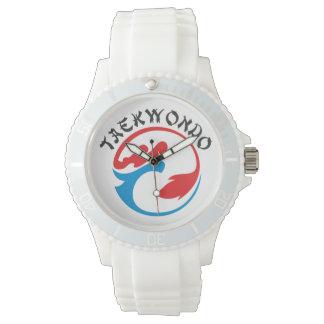 Reloj del Taekwondo