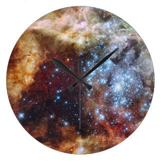 Reloj del telescopio de Hubble