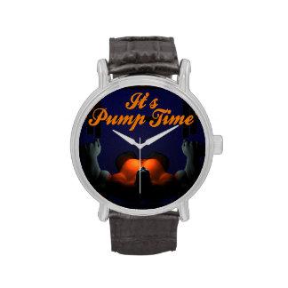 Reloj del tiempo de la bomba
