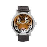Reloj del tigre