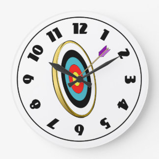 Reloj del tiro al arco