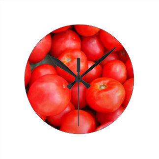 Reloj del tomate