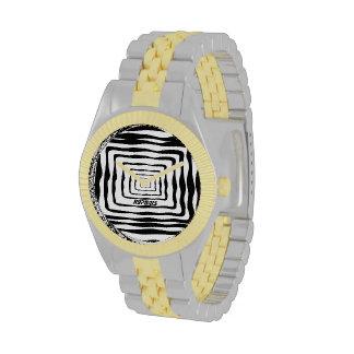 Reloj del tono de la hipnosis dos