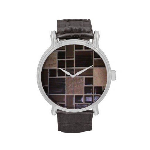 Reloj del trabajo de la teja