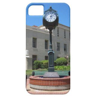 Reloj del tribunal de San Luis Obispo iPhone 5 Carcasa