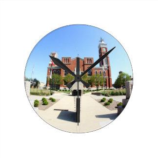 Reloj del tribunal del condado de Decatur