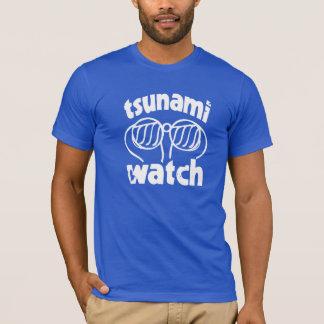 reloj del tsunami playera
