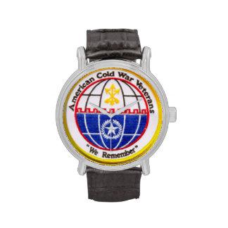 Reloj del veterano de guerra fría