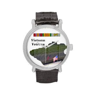 Reloj del veterano de Vietnam