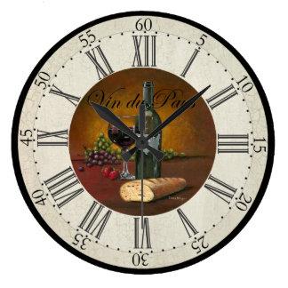 Reloj del vino de los E.E.U.U.