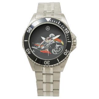 Reloj del vintage de FJ
