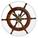 Reloj del volante de la nave