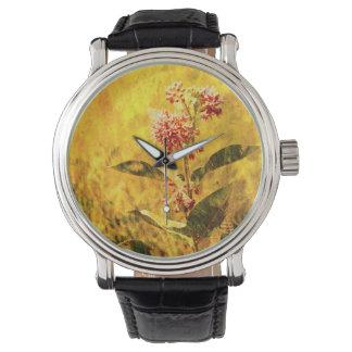 Reloj del Wildflower de Montana