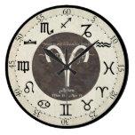 Reloj del zodiaco - aries