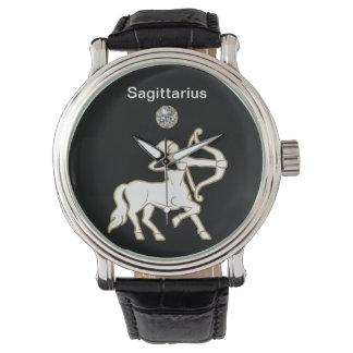 Reloj del zodiaco del sagitario
