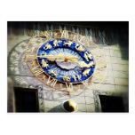 Reloj del zodiaco en Munich Postal
