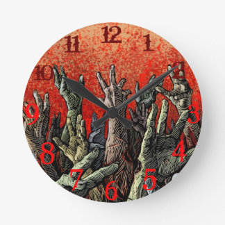Reloj del zombi