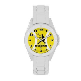 Reloj deportivo de Personalizable para los jugador