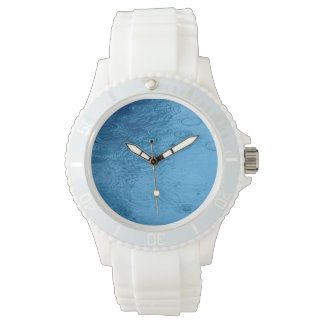 Reloj deportivo resistente de agua de las señoras