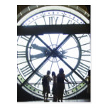 Reloj d'Orsay de Museé Tarjetas Postales