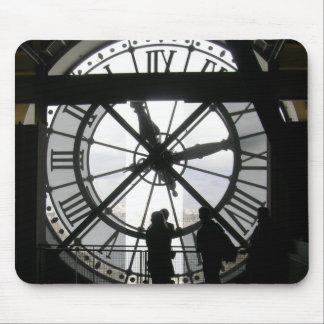 Reloj d'Orsay Mouspad de Musee Alfombrillas De Raton