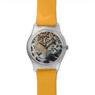 reloj el dormir del leopardo