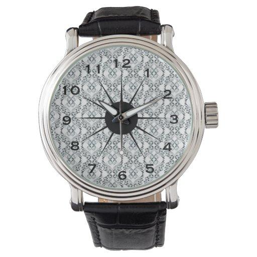 Reloj elegante del modelo