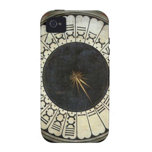 Reloj en el Duomo de Paolo Uccello iPhone 4/4S Fundas