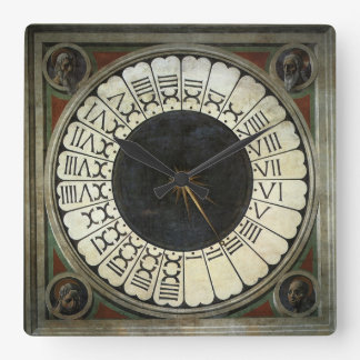 Reloj en el Duomo de Paolo Uccello