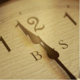 reloj escultura fotográfica