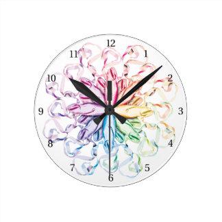 Reloj (espectral) del modelo del ballet