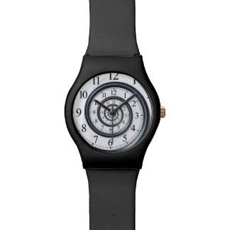 Reloj espiral del reloj May28th de Droste