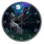 reloj Estrella-cruzado de los amantes