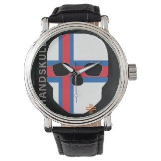 Reloj Faroe Island de Handskull/reloj del deporte