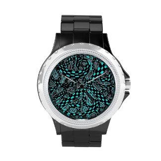 Reloj galáctico del intercambio