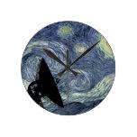 Reloj Geeky de la astronomía